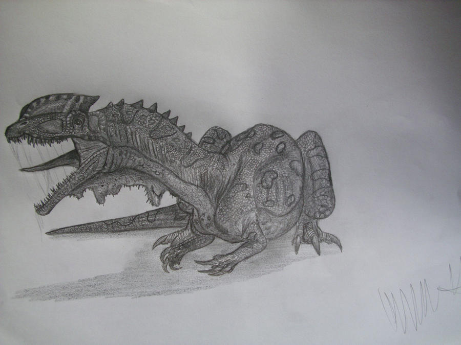 Dracovenator regenti