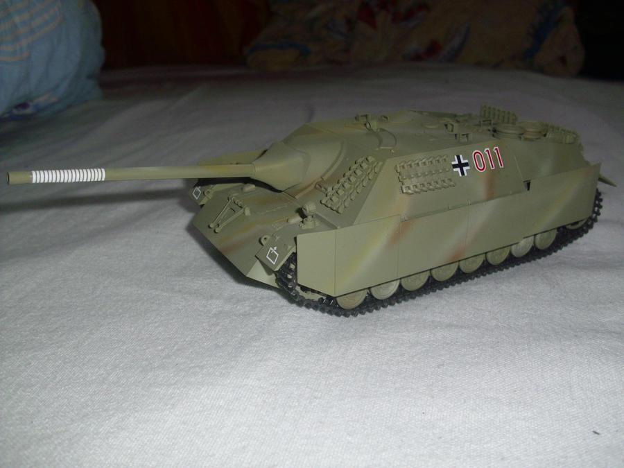 Jagdpanzer IV 70 by Teratophoneus