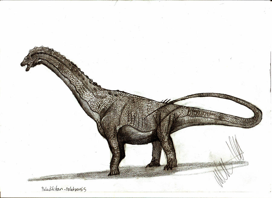 Paludititan nalatzensis 2 by Teratophoneus