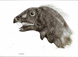 Yueosaurus  tiantaiensis by Teratophoneus