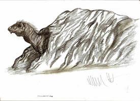 Geranosaurus atavus by Teratophoneus