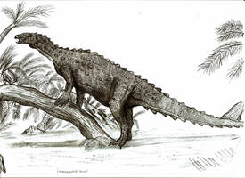Emausaurus ernsti by Teratophoneus