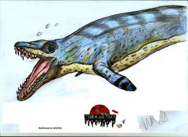 Jp-Expanded SB Basilosaurus by Teratophoneus