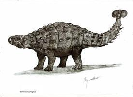 Amtosaurus magnus by Teratophoneus