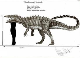 Sinopliosaurus fusuiensis by Teratophoneus