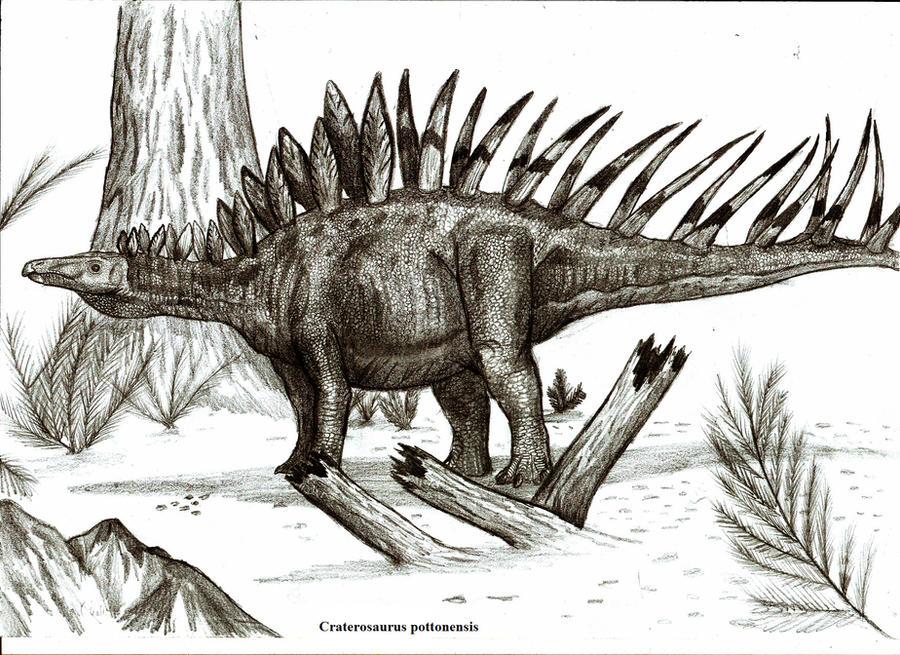 Craterosaurus pottonensis