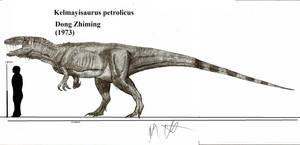 Kelmayisaurus petrolicus