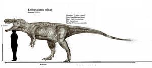 Embasaurus minax