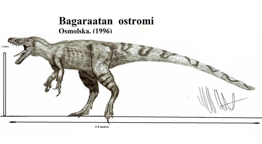 Bagaraatan ostromi by Teratophoneus