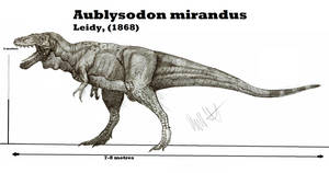 Aublysodon mirandus