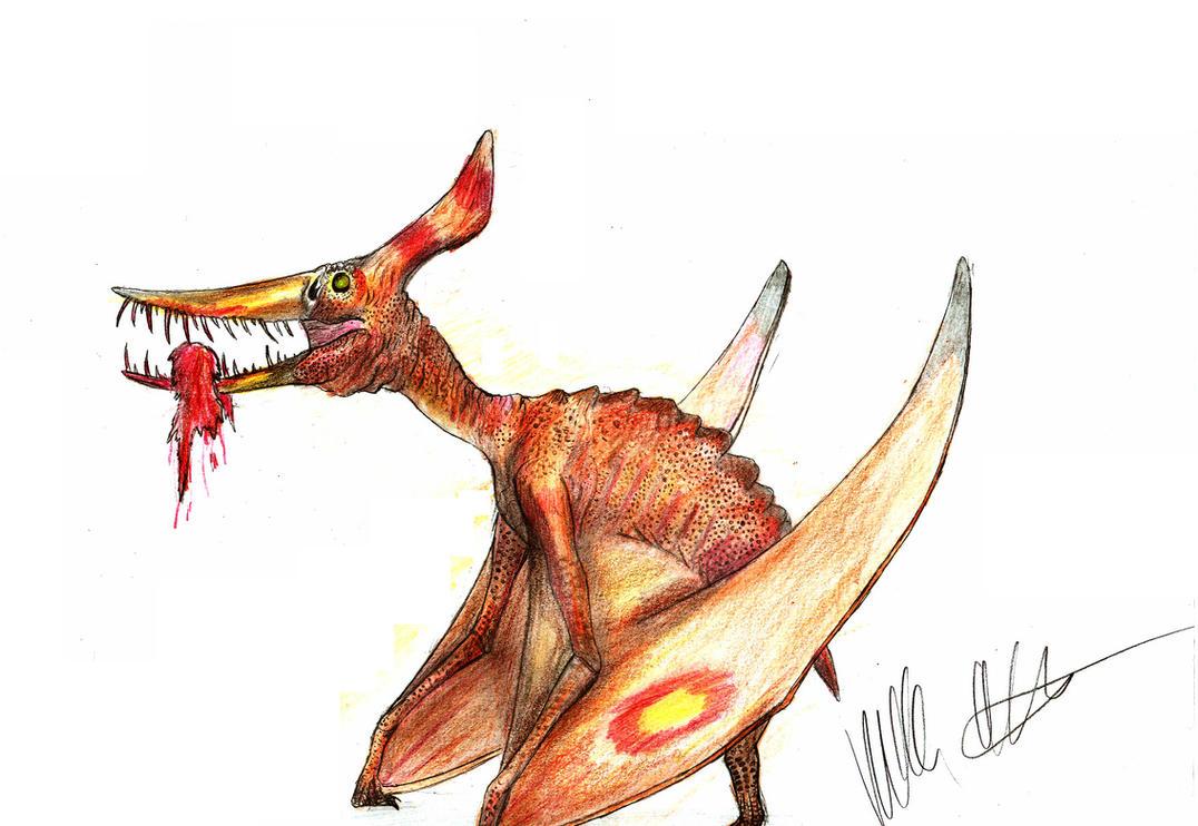 Demon Flyer by Teratophoneus