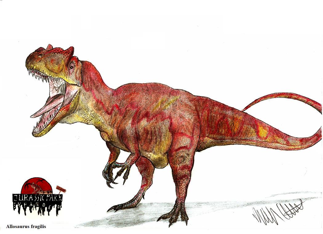 Allosaurus Related Key...