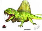 JP- Expanded Dimetrodon