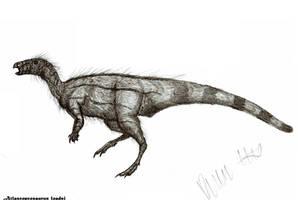 Atlascopcosaurus loadsi by Teratophoneus