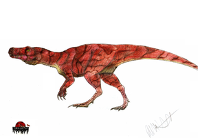 JP Expanded Herrerasaurus by Teratophoneus