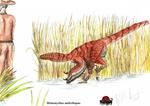 JP Expanded Deinonychus