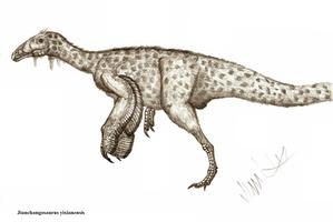 Jianchangosaurus yixianensis by Teratophoneus