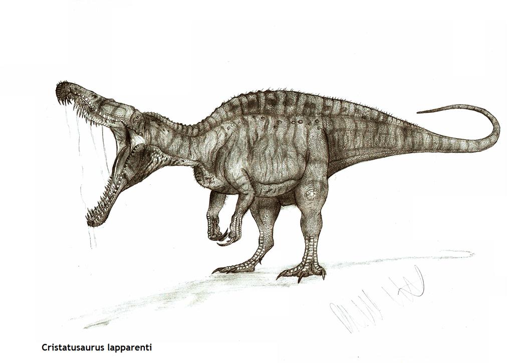 Cristatusaurus lapparenti