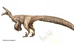 Tochisaurus nemegtensis by Teratophoneus