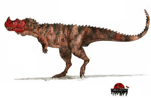JP-Expanded Ceratosaurus by Teratophoneus