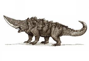 Kaiju revised : Guiron by Teratophoneus