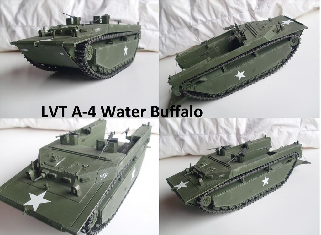 LVT A-4 Water Buffalo by Teratophoneus