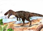 Torvosaurus WIP
