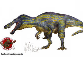 JP-Expanded Suchomimus by Teratophoneus