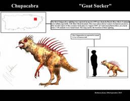 Chupacabra by Teratophoneus