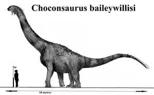 Choconsaurus baileywillisi by Teratophoneus