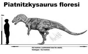 Piatnitzkysaurus floresi by Teratophoneus