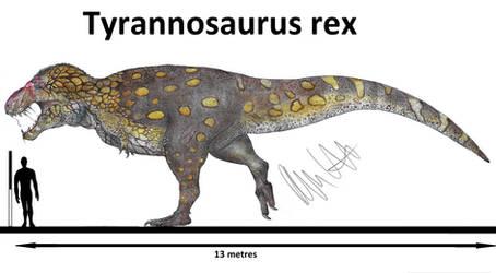 Tyrannosaurus rex 2k19 2.0
