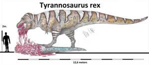 Tyrannosaurus rex 2k21