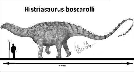 Histriasaurus boscarolli