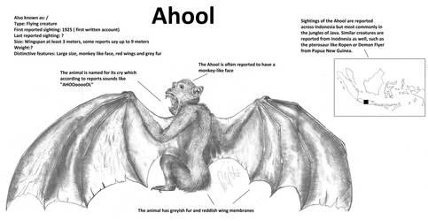 Cryptid Profiles 02: Ahool