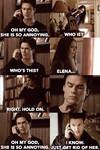 Vampire Diaries Comic