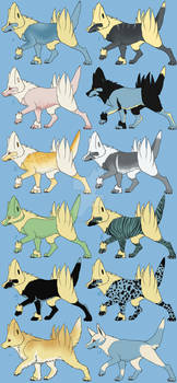 Pokemon Variations: Manectric