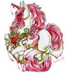 Pink fluffy unicorns...