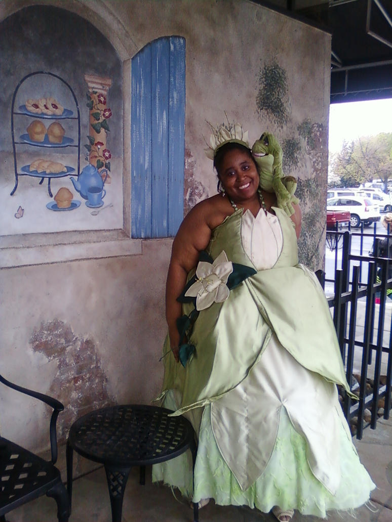 Princess Tiana Costume by snowtigra ... & Princess Tiana Costume by snowtigra on DeviantArt