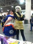 GLADOS and Portal Dress