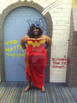 Complete Wonder Girl Dress
