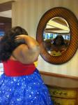 Wonder Woman's Reflection