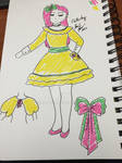 Fluttershy Dress V2