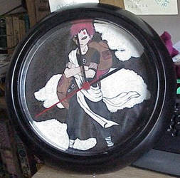 Gaara Clock - version 2