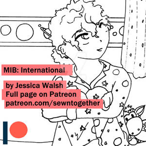 MIB: International Coloring Page