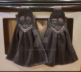 Darth Vader Kitchen Towels