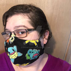Geeky Face Mask