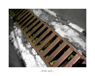 drunk path by J00bb3i