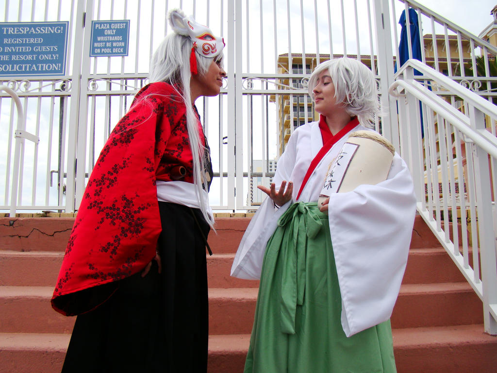 tomoe yelling at mizuki by AnimeIsMySugar