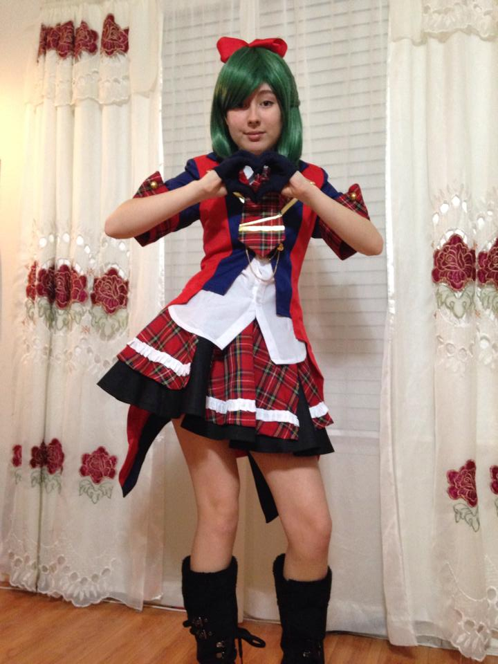 takamina AKB0048 by AnimeIsMySugar